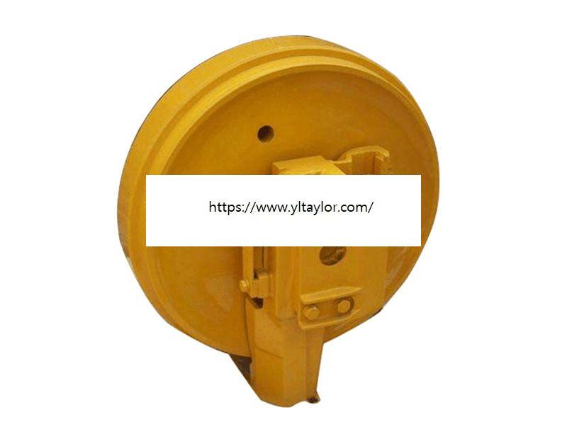 Excavator SH300 Chain Undercarriage Parts Front Idler Wheel