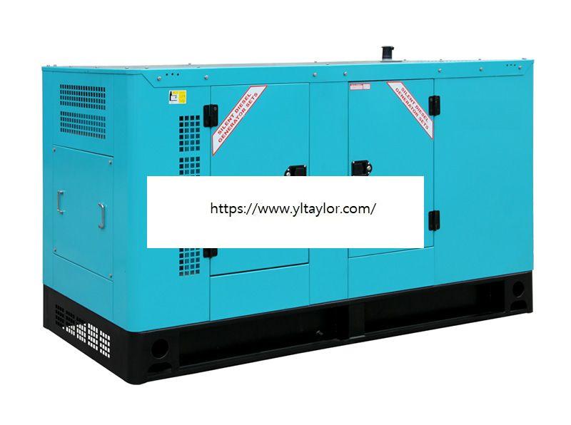 60kva Silent Generator Diesel-driven Generator Super Silent Diesel Generator