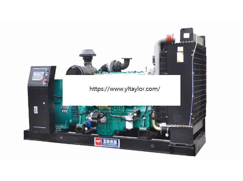 Yuchai 200kw diesel generator set