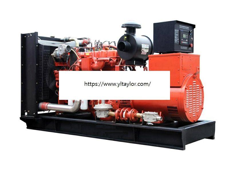 Yuchai 250kw biogas generator set